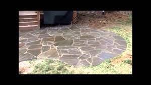 sealing a flagstone patio flagstone
