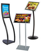 Restaurant Table Top Display Stands Restaurant Sign Holders Sidewalk Signs Menu Boards Table Tents 37
