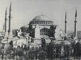 「Hagia Sophia when first built」の画像検索結果