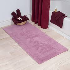 bathroom bath rug runner extra long home design ideas and pictures beautiful bath rug runner