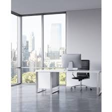 office backdrop. Corner Office Printed Backdrop E