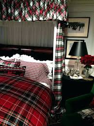 plaid comforter plaid comforter sets queen best bedding with regard to ralph lauren plaid bedding plans