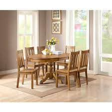 better homes and gardens bankston dining chair set of 2 honey walmart