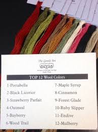 Whats New At The Gentle Art Threads Designs Wool