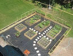 Small Picture Make Small Vegetable Garden Design Look Bigger Garden Ideas