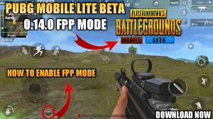 Pubg Mobile Lite Fpp Mode in 0.14.0 New ...