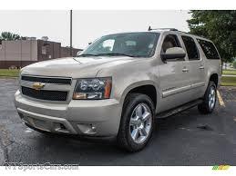 2007 Chevrolet Suburban 1500 LT 4x4 in Gold Mist Metallic - 132464 ...