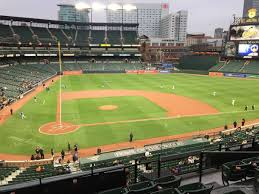 Orioles Seating Chart Pictures Oriole Park Section 228 Rateyourseats Com