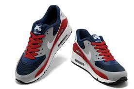 nike running shoes for men black and red. nike air max 90 hyp prm anti-fur mens shoes blue gray red,women running for men black and red