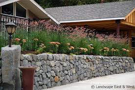 Small Picture 10 Custom Retaining Wall Designs for Portland Landscaping
