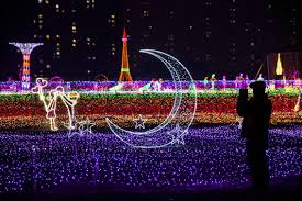 Christmas Lights Christmas Lights Bring Festive Cheer Around The World In