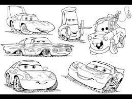draw cartoon cars easy drawing lesson