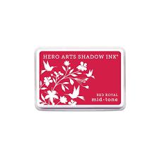 Hero Arts Shadow Ink Color Chart Dye Hero Arts