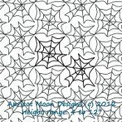 115 best Quilting -- Digital Resources images on Pinterest | Free ... & Halloween spider web continuous line digital quilting design for QBOT  apricot moon.com Adamdwight.com