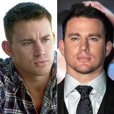 men in their 20 s channing tatum gives a great look for the scrubbed up and