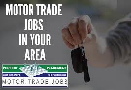 receive our latest motor trade jobs straight to your inbox