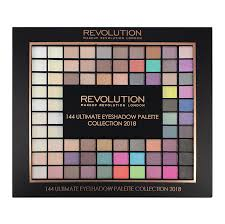 makeup revolution ultimate 144 eyeshadow palette 2018 multi color 116g at low s in india amazon in