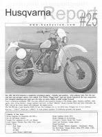 husqvarna motorcycle club 81 82 430 wr wiring diagrams starting an old husky and things to correct putting lights on an old husky smith and howerton vintage photos