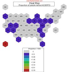 ACIERTO Last Name Statistics by MyNameStats.com