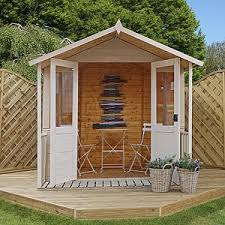 garden houses. 7 x waltons bournemouth wooden summerhouse garden houses u