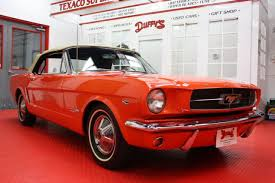 All About The 1964 1 2 Mustang
