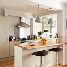 kitchen diner lighting. Pendant Lights Over Breakfast Bar? Source Deborah Eldridge Kitchen Diner Lighting S