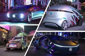 Mercedes f700 stuns luxury car world with 44 mpg Daimler Central Board Announces Successful Test Of The 4th Remote Controlled Car Of The Future Reaching Top Speed Of 7 Miles Per Hour The Last Driver License Holder