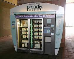 Proactiv Vending Machine Near Me Extraordinary Acne Medication US 48 Vending Machines With Eclectic Inventory