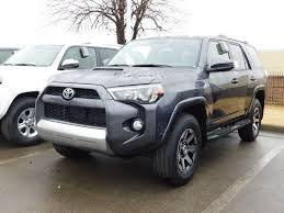 2018 New Toyota 4Runner TRD Off Road 4WD at Toyota of Fayetteville ...