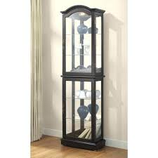 curio corner cabinet cherry corner curio cabinet together with dining room curio corner cabinet with curved