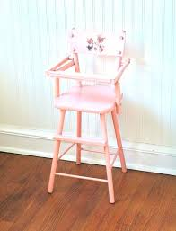 wooden baby doll high chair wood baby doll furniture with regard to household my blog best
