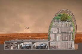 J Bohn Associates | Mars Colony X