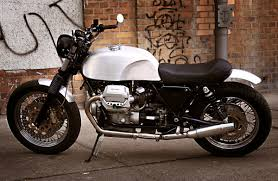 moto guzzi custom by urban motor