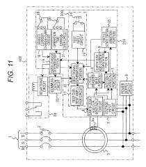Patent ep2211437a2 earth leakage tester circuit drawing wiring relay for lights