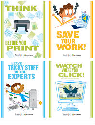 How To Design A Classroom Poster 8 Must Have Classroom Posters For Technology Best Practices