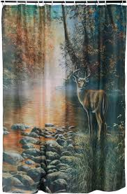 Shower Curtains Cabin Decor Rivers Edge Products Inc