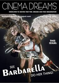 le cinema dreams film essay barbarella