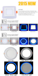 2 In 1 Lights Seas Activity Gym Saucer Recessed 2 In 1 Led Panel Lights Double Color Double Ring Panel Lights Buy Led Panel Lights Panel Lights Double Color Double Ring Panel Lights