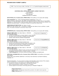 Resume Font Size 10 11 What Is The Best Font For A Resume Resume