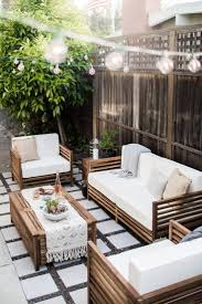 Bamboo Furniture Design Ideas 23 Perfect Small Outdoor Space Design Ideas Outdoor Living