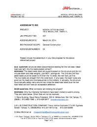 7 Printable Bid Proposal Template Pdf Forms Fillable
