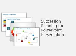 Planning A Presentation Template Succession Planning Process Powerpoint Template