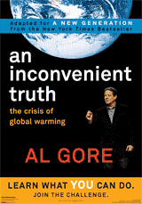 an inconvenient truth classroom poster teachervision