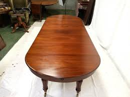 6 metre antique dining table 19ft william iv early 19th century extending mahogany dining table