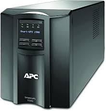 APC Smart-UPS SMT-SmartConnect - SMT1500IC - Sistema de alimentación  ininterrumpida 1500VA (Compatible con Cloud, 8 Salidas IEC-C13): Apc:  Amazon.es: Informática