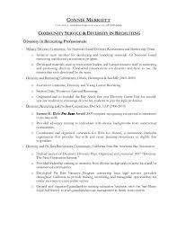 CONNIE MERRIETT CONNIELUCASMERRIETT@OUTLOOK.COM, 520.820.6266 COMMUNITY  SERVICE & DIVERSITY IN ...