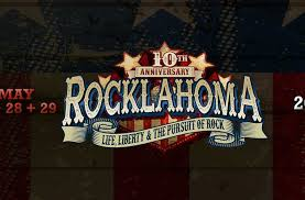 Rocklahoma Seating Chart Rocklahoma Announces Day Splits All Things Loud