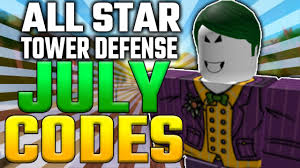 From robloxpromocodes.in if you get a few tremendous uncommon. Roblox All Star Tower Defense Codes August 2021 Pro Game Guides
