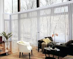 decorating automatic rolling sliding glass door blinds ideas bamboo for doors coverings options window treatments shades