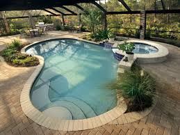 Backyard Pool Landscaping Backyard Ideas Endearing Backyard Pool Designs Landscaping